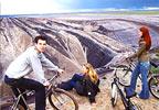 Spannende Radreise