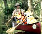 Mit dem Kanu oder Kajak
