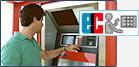 Bild von einem EC-Automaten