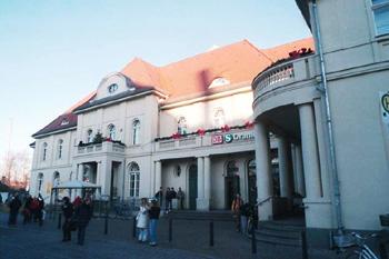 Bild von Oranienburg Bahnhof